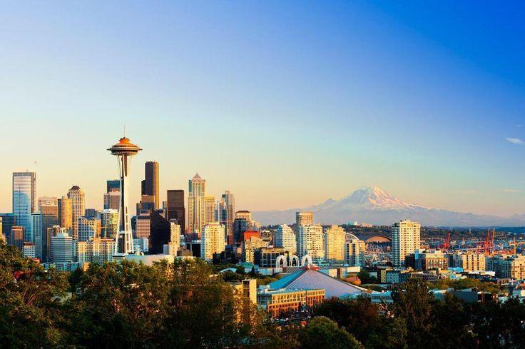 Seattle Washington. #dailyescape #seattle #travelingtheworld by travelchannel