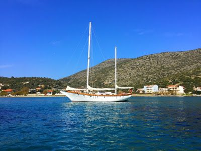 Classic Yachts for Sale: Classic William Garden Ketch Yacht for Sale