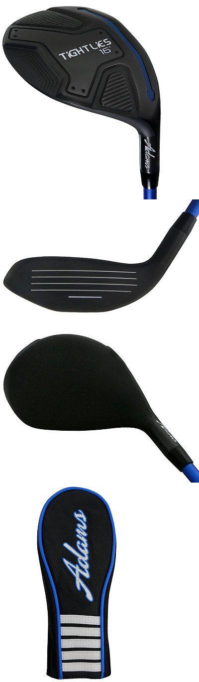 Golf Clubs 115280: New Adams Golf Tight Lies 2 16* #3 Fairway Wood Stiff Flex -> BUY IT NOW ONLY: $49.99 on eBay!