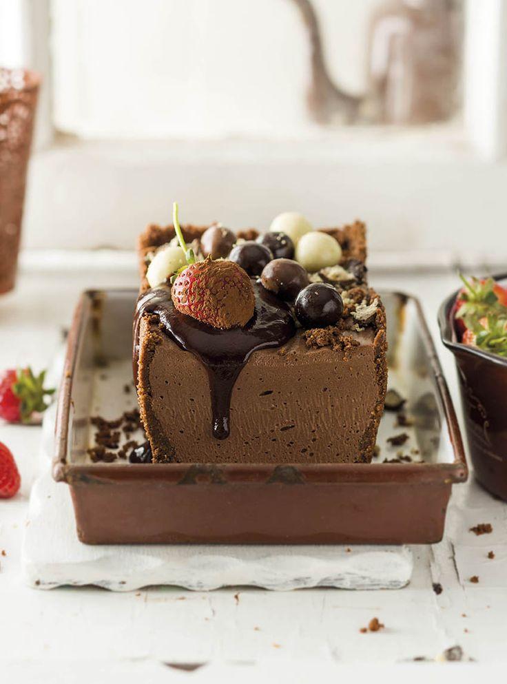Sjokolade-cremoratert