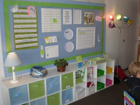 This site has great ideas for an organized and relaxing classroom!