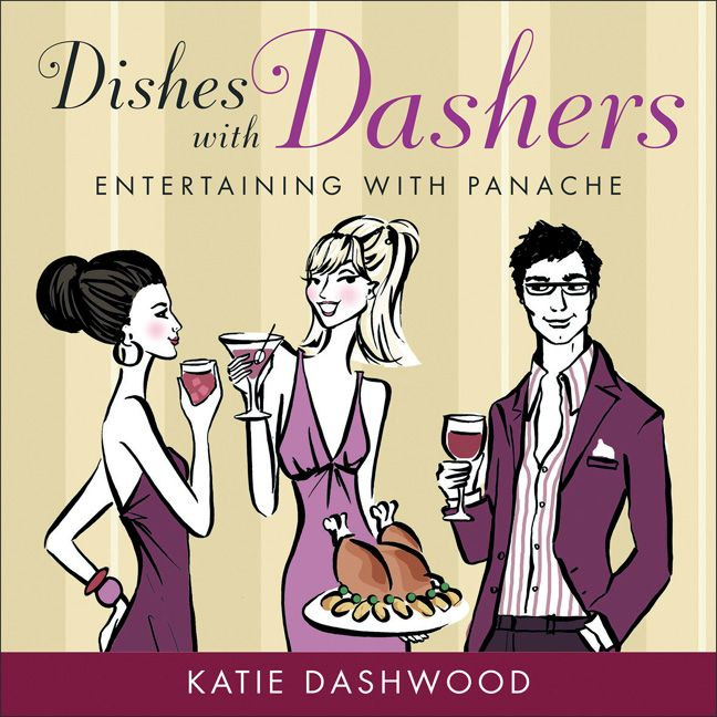 Dishes with Dashers by Katie Dashwood | Quiller Publishing. Based on the author's successful cookery courses and with its quick recipes using seasonal ingredients, Katie's book is about good food with an innovative twist. Dishes with Dashers will inspire anyone who loves to entertain delicious, unusual parties with minimum fuss. Some recipes included are: a speedy summer gazpacho, crème brulée with plums, a herb crusted rack of lamb and a thai beef salad. #cooking #food #fast #recipes
