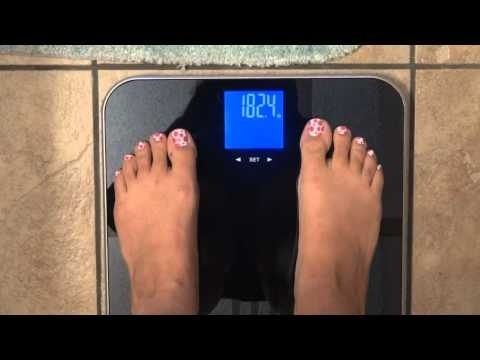 Video #Review of the Precision GetFit Body Fat Scale http://computer-s.com/bathroom-scales/bathroom-scale-reviews/