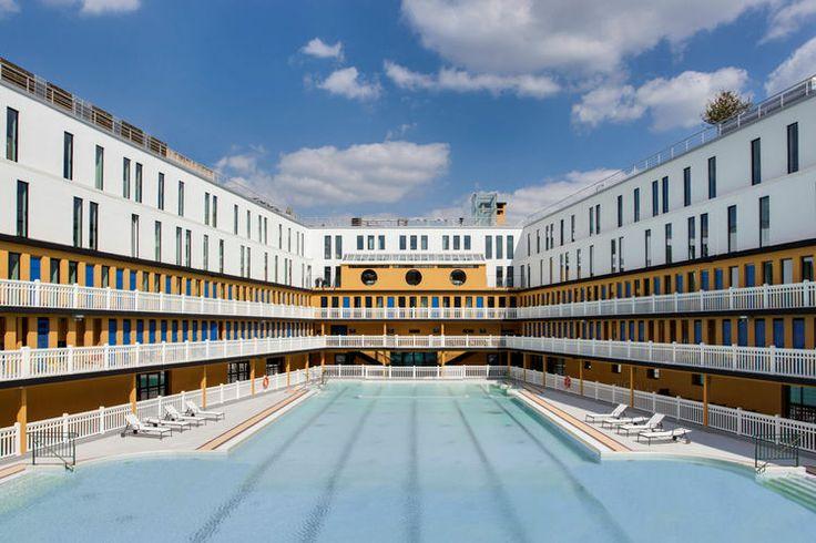 Inauguré en 1929, fermé en 1989, Molitor est alors investi par des artistes urbains et undergrounds. Après plusieurs années de travaux, le site vient de rouvrir ses portes. Visite d'un lieu mythique de Paris.