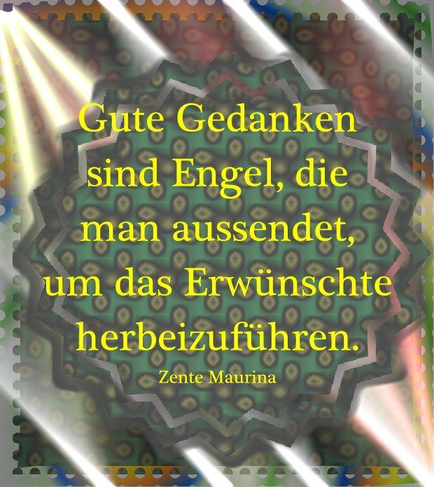 Gute Gedanken sind Engel.jpg von WienerWalzer