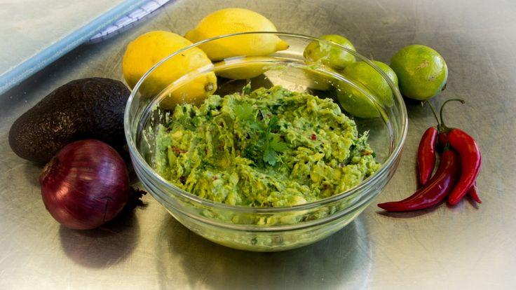 Ukas ønskeoppskrift er sauser uten fløte og smør. En av dem er kokkelærerens guacamole.