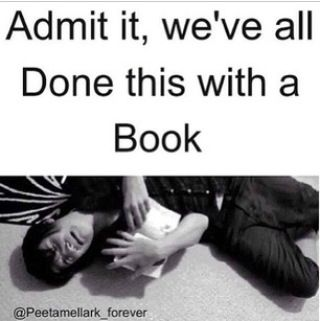 Hunger Games, Percy Jackson, Divergent, Maze Runner, and oh so many more!