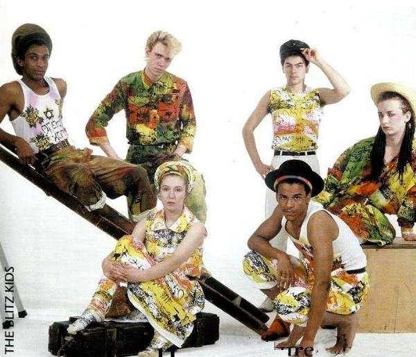 sue clowes culture club 80s designer - Google Search