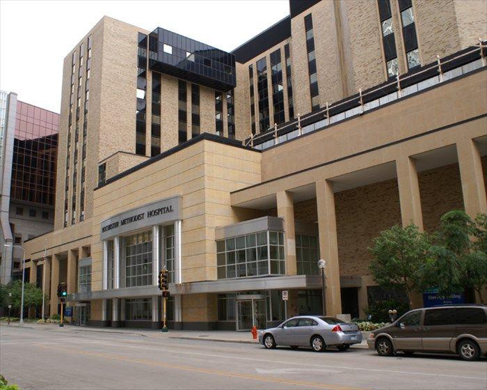 Rochester Methodist Hospital Rochester Minnesota