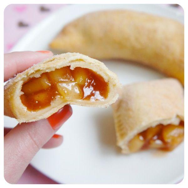 Tortinha de maçã - Receitas de Torta - I COULD KILL FOR DESSERT