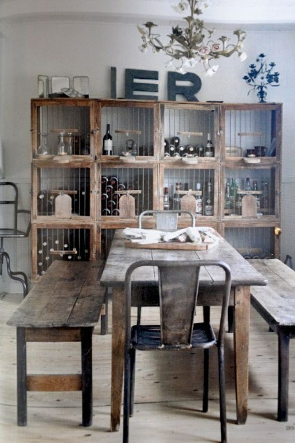 die besten 17 ideen zu holzregal selber bauen auf. Black Bedroom Furniture Sets. Home Design Ideas