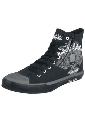 No More Rules Sneaker - Buty sportowe wysokie - Rock Rebel by EMP