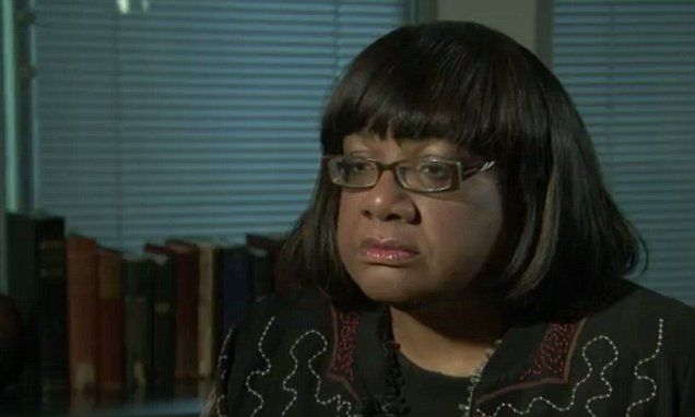 Diane Abbott is the Tory Party's best AssetDiane Abbott gets election figures wrong in latest interview  fail