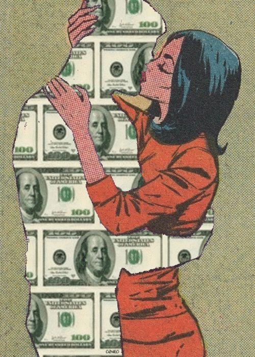 Amante del dinero