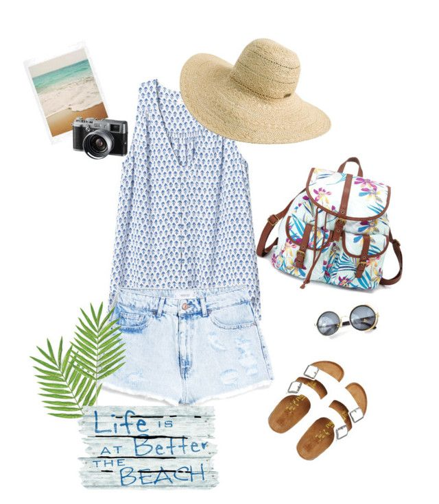 """Beach life"" by conny-manda on Polyvore"