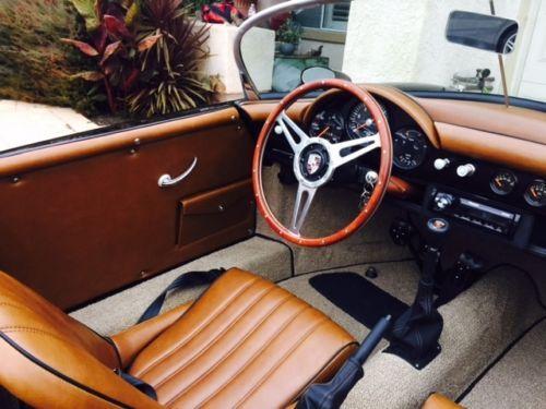 1957 Porsche 356 Speedster Gt Wide Body Tribute Porsche