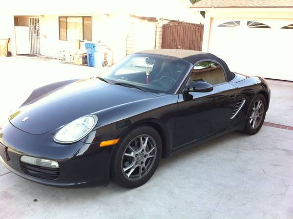 Used 2005 Porsche Boxster for Sale ($9,000) at Rowland Heights, CA. Contact: 626-678-5777. (Car Id: 57240)