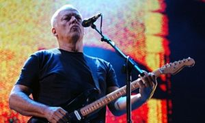 Pink Floyd are 'done', says Dave Gilmour