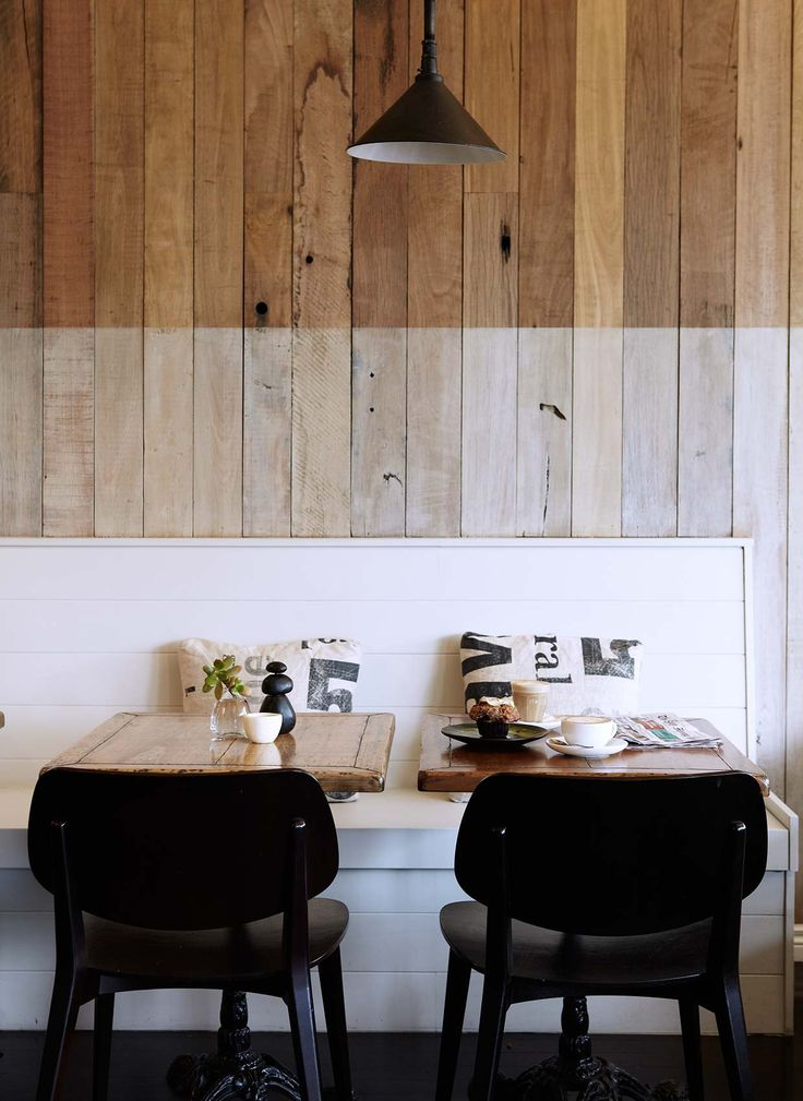 The Healthy Food Company Approached Us To Concept Interior For Their New Cafe In An