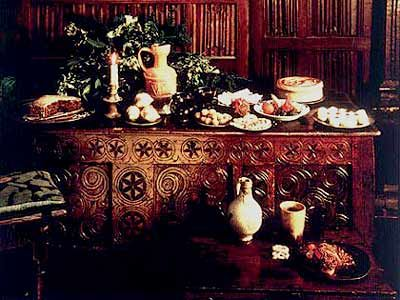 The Ten Ages of Christmas - Elizabethan