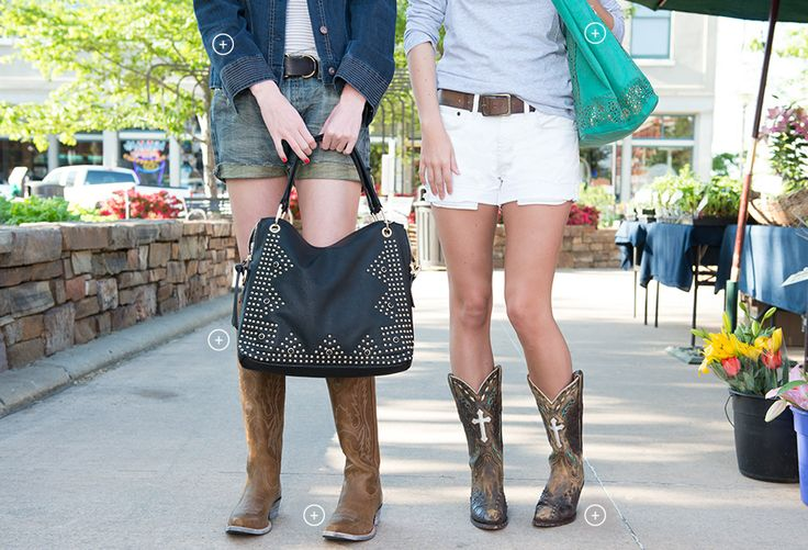 Two unique cowboy boots with a hint of vintage! | Country Outfitter