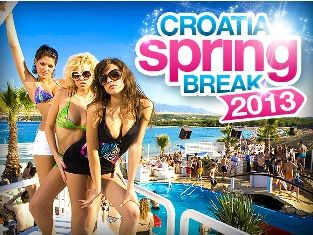 http://www.croatiaspringbreak.com/ Spring break Kroatien 2014, das springbreak in kroatien novalja insel pag Europe - Call us +385 1777 69 34
