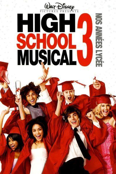 High School Musical 3 : Nos années lycée (2008) Regarder High School Musical 3 : Nos années lycée (2008) en ligne VF et VOSTFR. Synopsis: Troy et Gabriella, qui sont en dernière année, affronte...