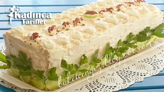 Tost Ekmeği Salatası Tarifi nasıl yapılır? Tost Ekmeği Salatası Tarifi'nin malzemeleri, resimli anlatımı ve yapılışı için tıklayın. Yazar: Huzurlu Mutfak