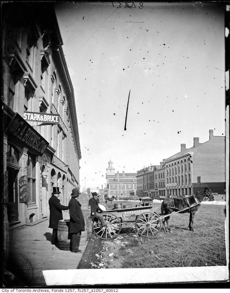Front St. c.1880