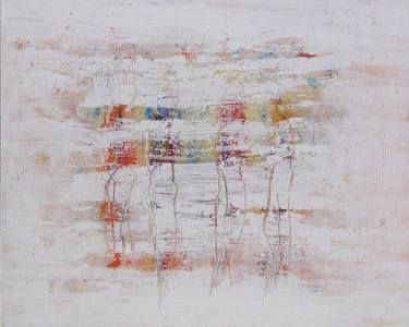 "Saatchi Art Artist Doris Duschelbauer; Painting, ""CUATRO"" #art"