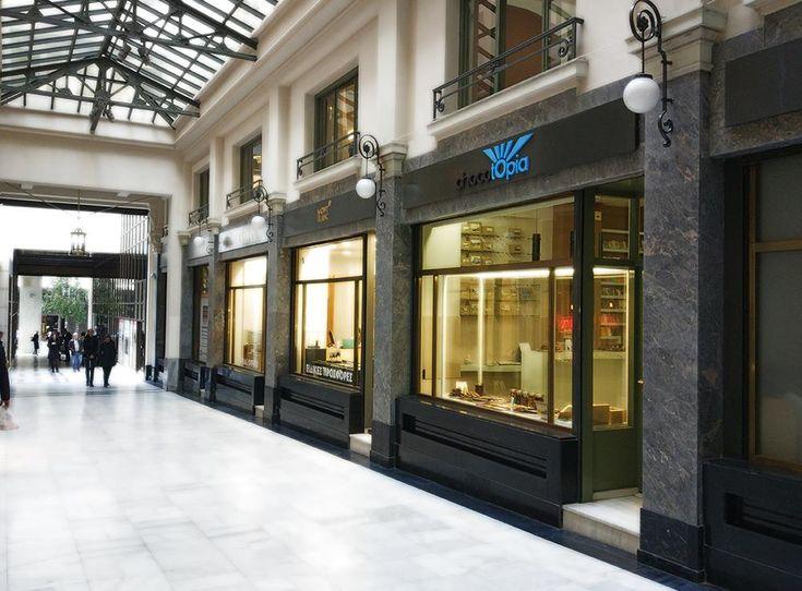 Σε αυτή τη στοά στο κέντρο της Αθήνας θα βρεις τις καλύτερες σοκολάτες του κόσμου -Απίθανες γεύσεις   BOVARY