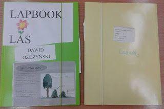 OK-klasa: Zajęcia twórcze  - lapbook