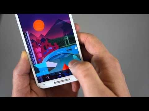 "Moto X (2nd gen) Android 5.0 ""Lollipop"" Tour! - YouTube"