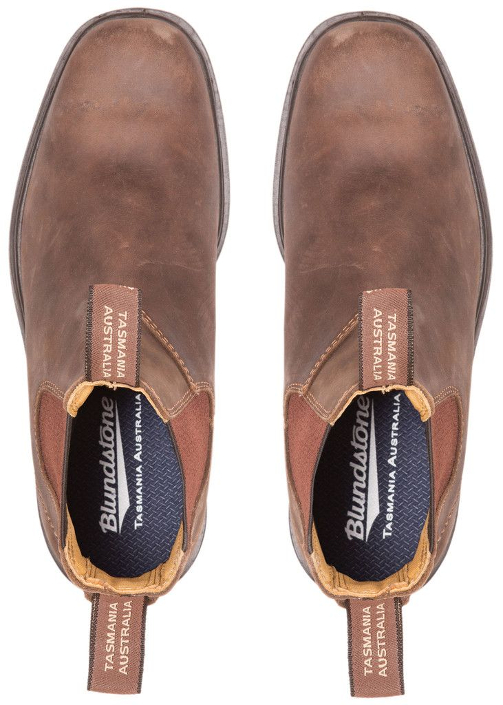 1306 Blundstone The Chisel Toe in Rustic Brown