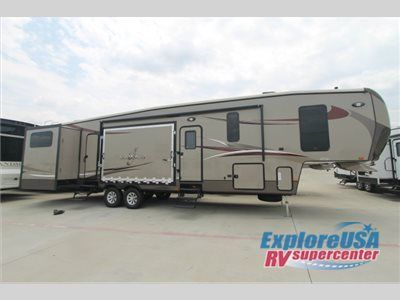 Fave New 2015 Heartland Gateway 3700 Ptb Fifth Wheel At