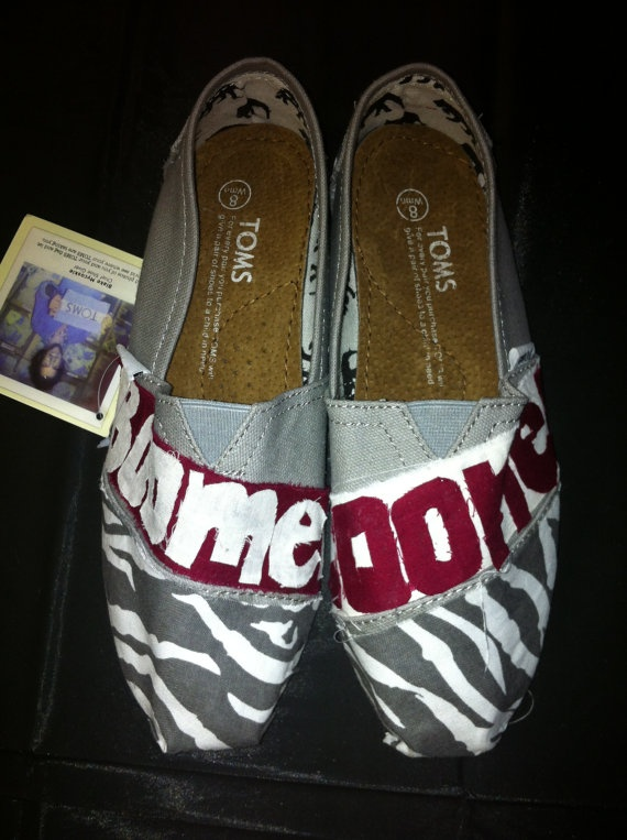 University of Oklahoma Toms