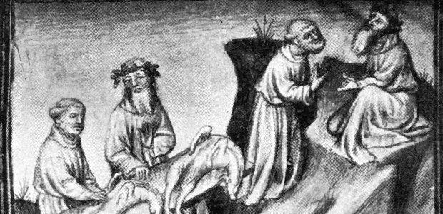 «Η γενεαλογία των μάντεων στον αρχαιοελληνικό κόσμο» (Μέρος Α') της Ελένης Λαδιά