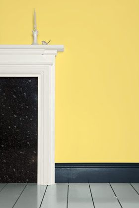 Dayroom Yellow - Couleur Peinture - Farrow & Ball