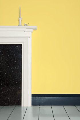 Dayroom Yellow - Paint Colours - Farrow & Ball