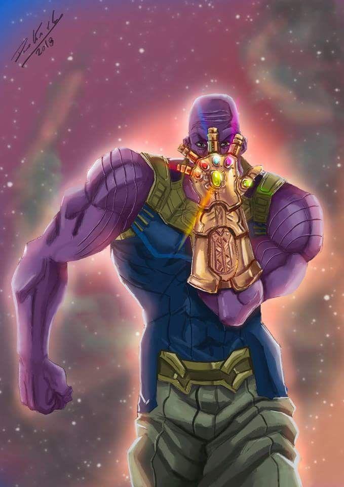 Thanos Bizarre Adventure   Crossovers & Mash-Ups in 2019