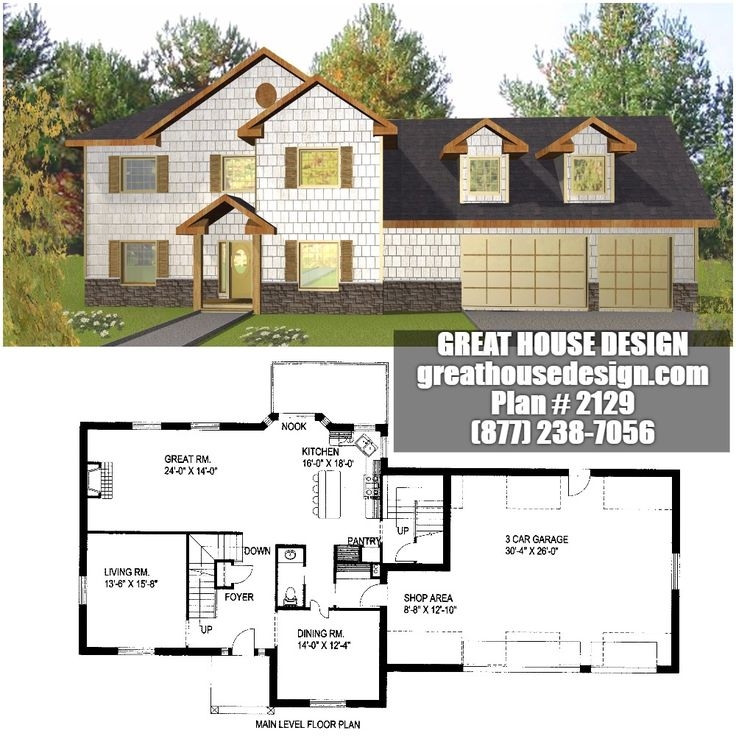 119 best insulated concrete form homes by great house for Icf floor plans