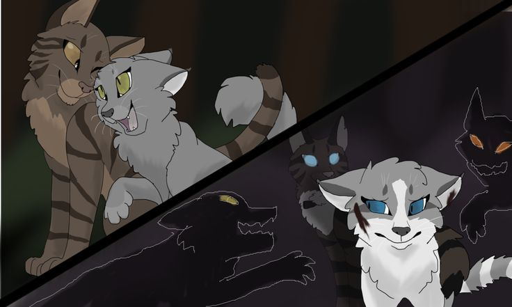 Warrior Cat Lemons Chapter 19: Dovewing x Bumblestripe ...