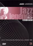 Jazz Legends: Billy Cobham - Live at the Palais des Festivals Hall Cannes 1989 [DVD] [1989]