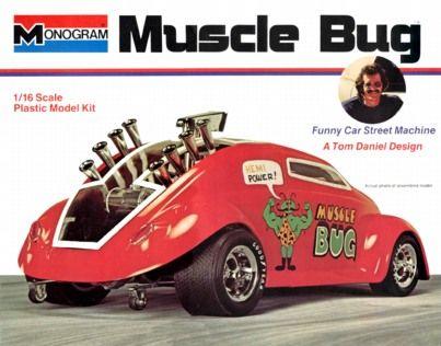 Monogram Muscle Bug