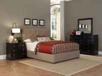 Broyhill Bedroom Sterlyn Upholstered Bed