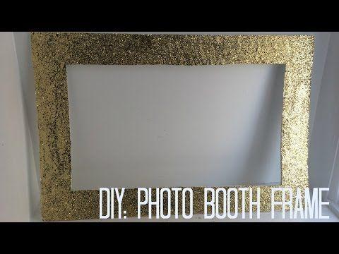 best 25 photo booth frame ideas on pinterest. Black Bedroom Furniture Sets. Home Design Ideas