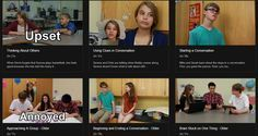 Jill Kuzma: The folks at Everyday Speech have provided social skill educators with a fabulous resource - 80 + social skill videos for learners from early elementary school up through high school. Pinned by SOS Inc. Resources. Follow all our boards at pinterest.com/sostherapy/ for therapy resources.