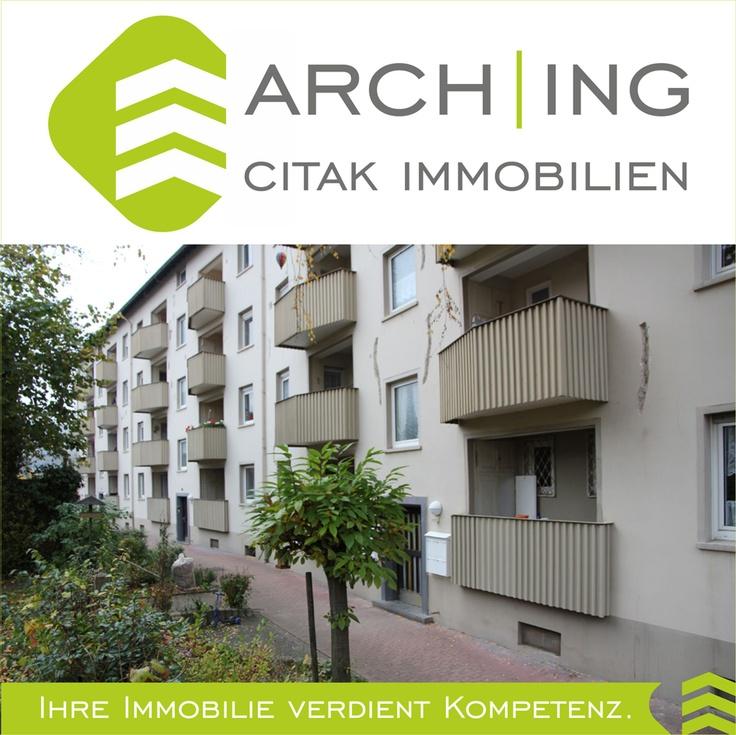 Wohnanlage mit 4 Mehrfamilienhäusern und 32 Wohnungen in Lahnstein.