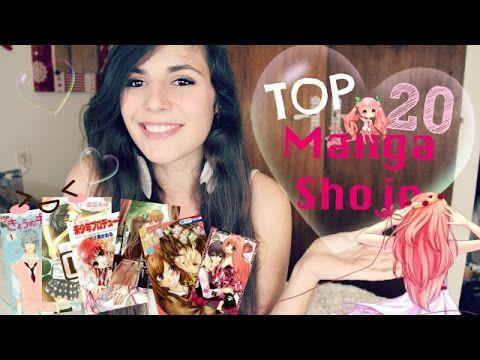 TOP 20 : meilleurs mangas scan ( SHOJO ) - YouTube