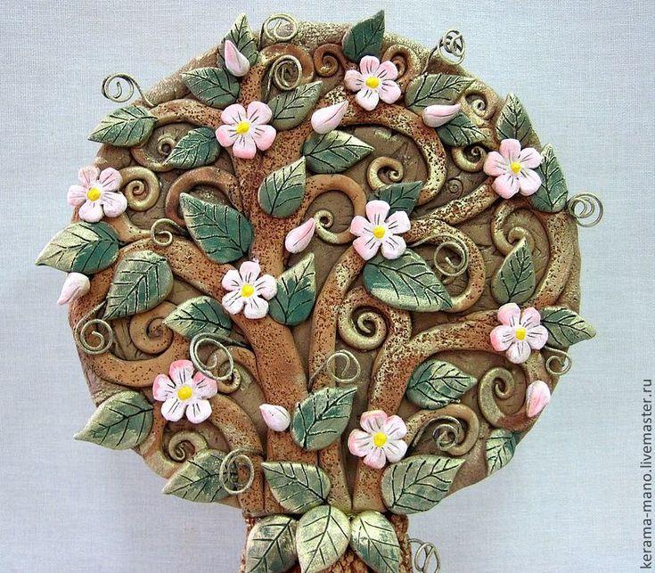 Купить Яблоневый цвет-2 - древо жизни, яблоневый цвет, символизм, цветочный